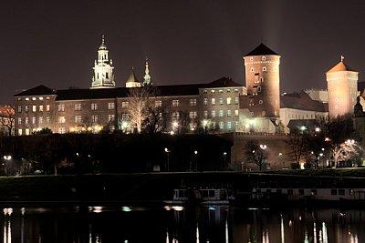 V jarním Krakowě