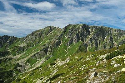 Babia Góra a Roháče