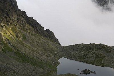 Žabí kôň - poprvé horolezecky v Tatrách