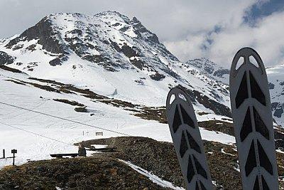 Hoher Sonnblick na skialpech