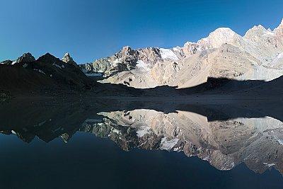 Tádžikistán - trek Fánskými horami