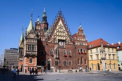 Na skok do Wroclawi / Vratislavi