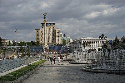 Tři noci v Kyjevě